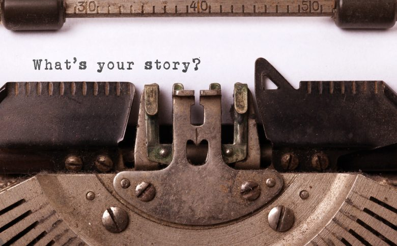 What's your story? The power of story telling.