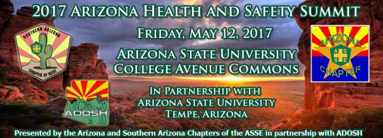 2017 Arizona Health and Safety Summit