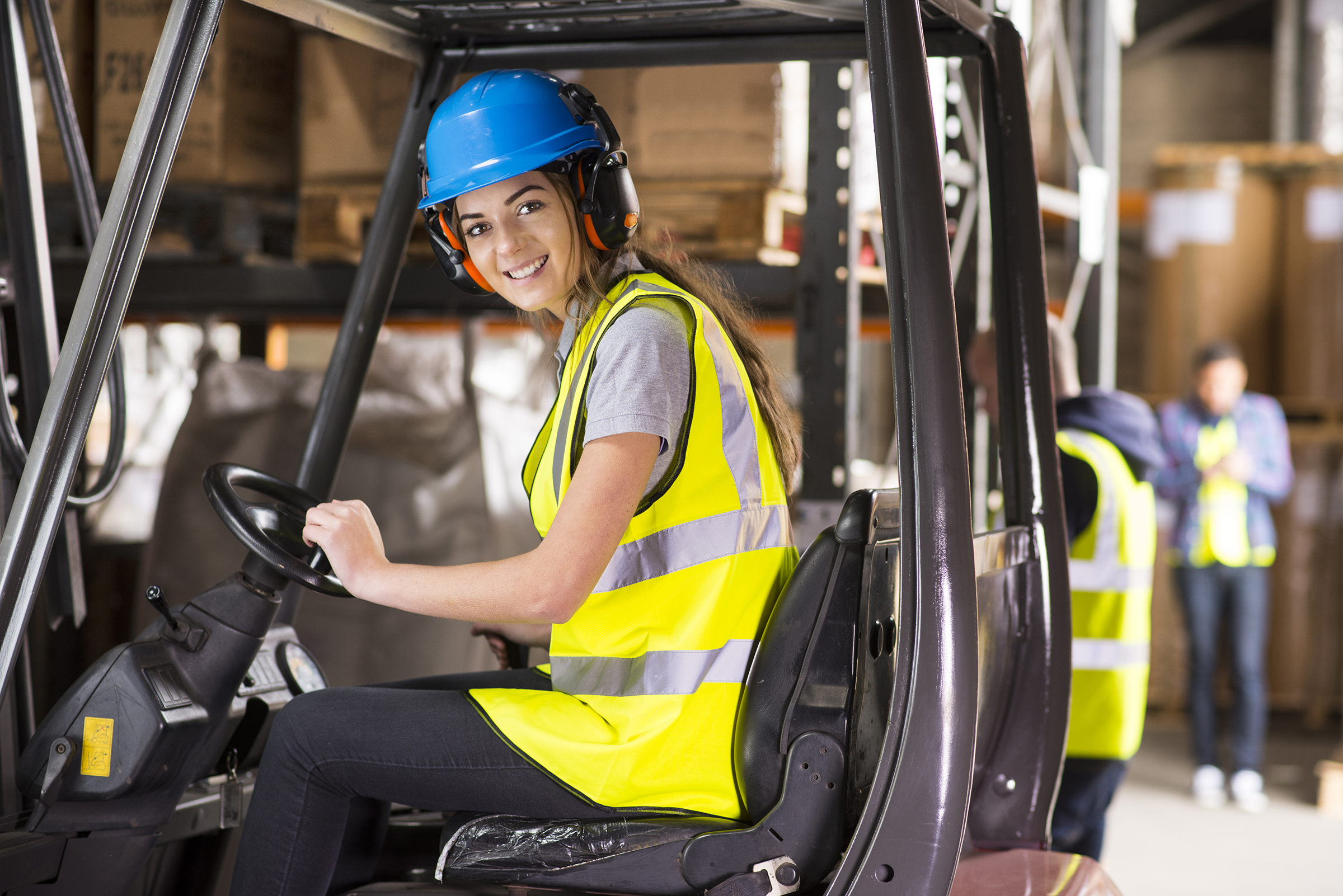 how to become a better forklift drier