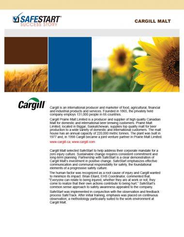 Esprit Group Ltd - Case Studies - CARGILL