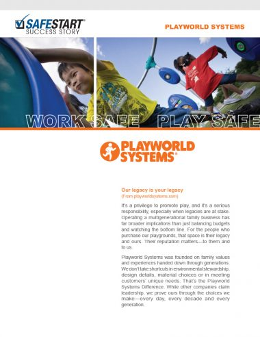 Playworld Systems Case Study