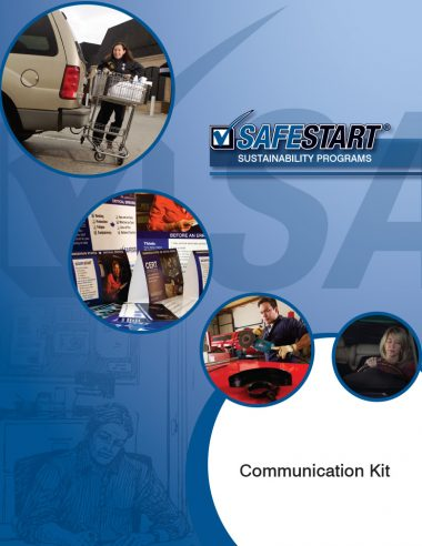 SafeStart Sustainability Communication Kit