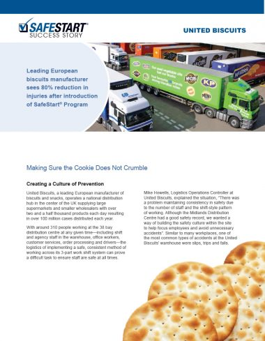 United Biscuits Case Study