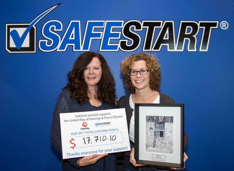 SafeStart's Brenda Braund Pittman and Angie McConkey receive Ambassador Awards