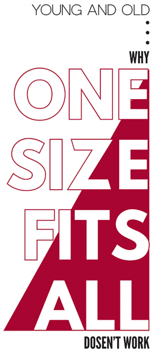 Why One Size Fits All Doesn't Work
