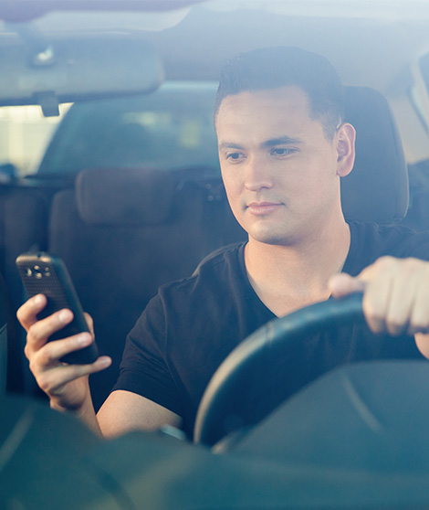 SafeStart Distracted Driving Guide