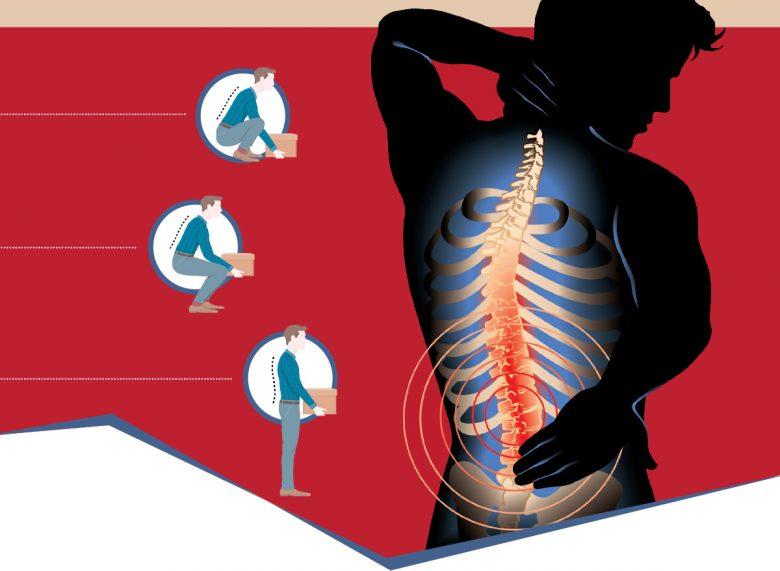 5 Methodes pour Combattre les Douleurs au Dos