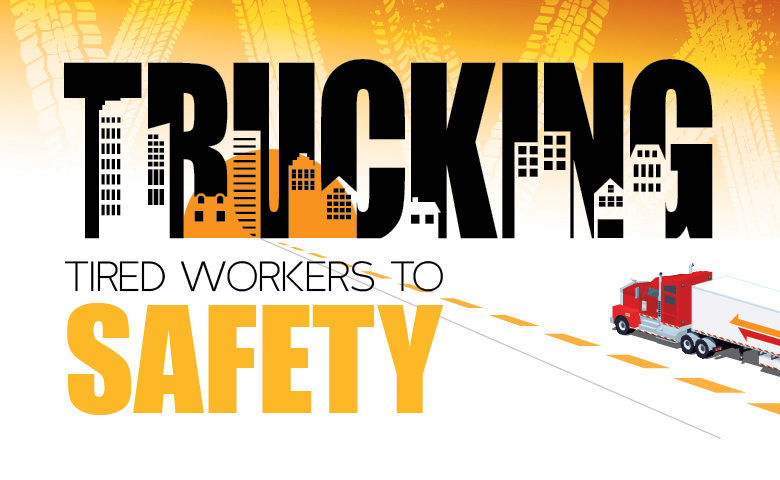 Trucking Tired Workers to Safety