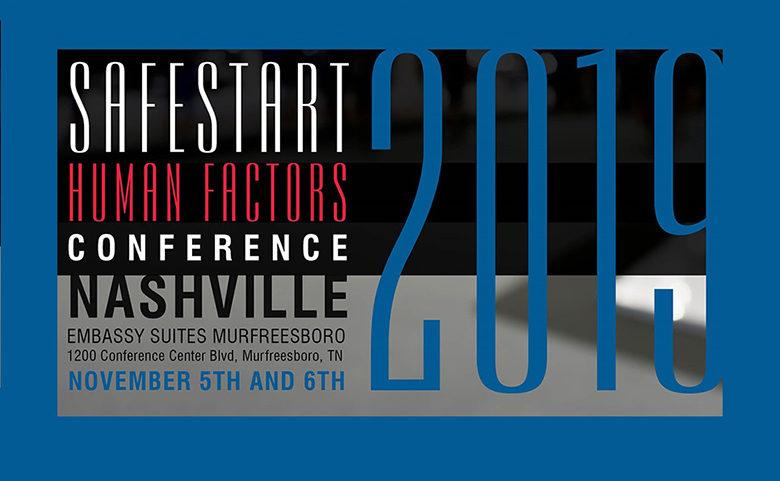 SafeStart Human Factors Conference 2019