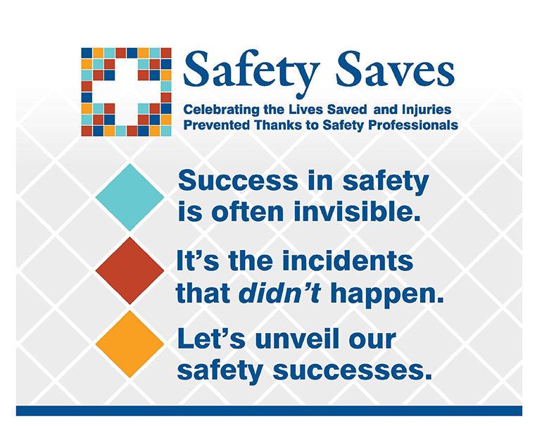 Safety Saves Celebration Quilt