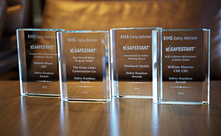 EHS Daily Advisor Safety Standout Awards