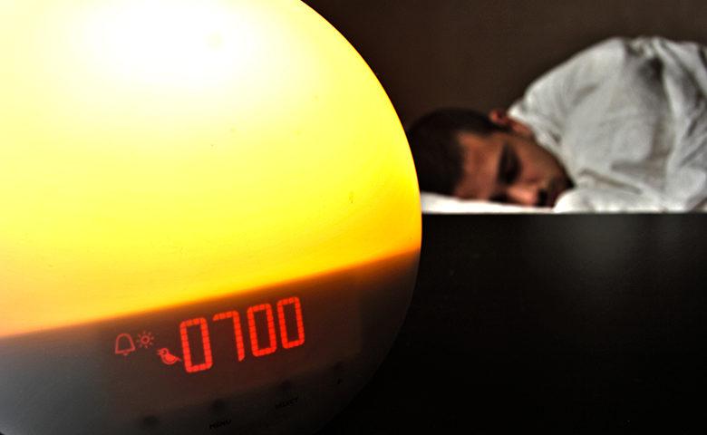 Wake-up Light Alarm Clock