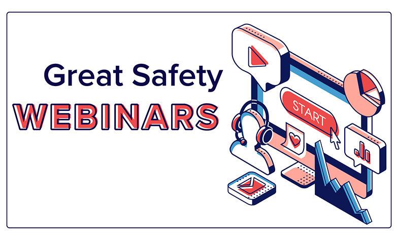 Great Safety Webinars